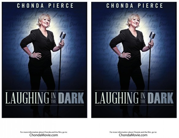 Laughing in the Dark - Bulletin Insert Image