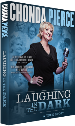 Laughing in the Dark - DVD Image