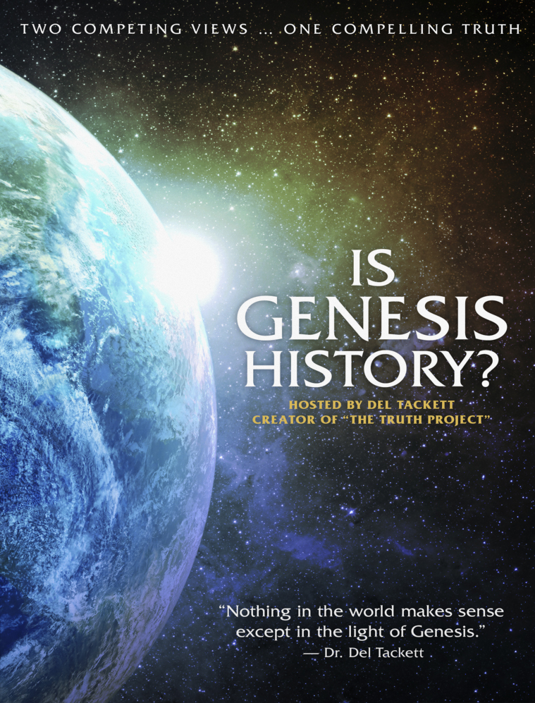 Is Genesis History? Cover Image