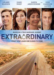 Extraordinary Movie - DVD Cover